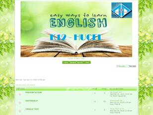 ENGLISH K12 - GROUP 2