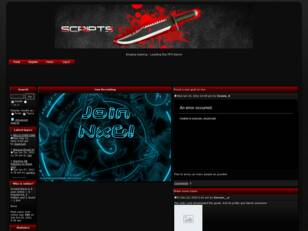 The Nexus Gaming Clan Web Forum
