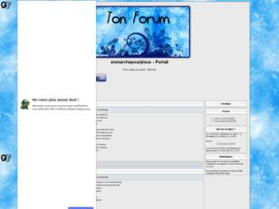 creer un forum : enmarchepourjesus