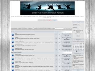 Entertainment forum | Tv & Movies Forum | Games & Music Forum