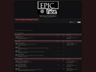 Free forum : Epic Face Productions