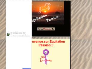 Equitation Passion