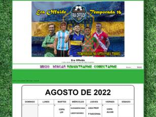 Liga Virtual Era-Offside
