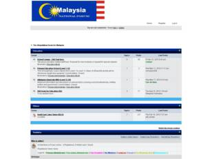 The eRepublikan forum for eMalaysia