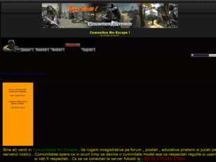 Forum gratuit : Free forum : Comunitea No-Escape