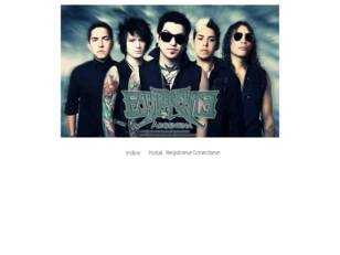 Escape The Fate Argentina