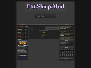 Eat Sleep Mod