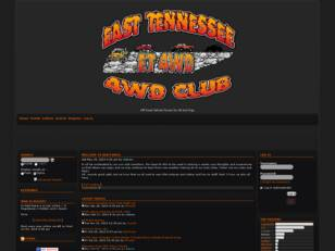 East Tennessee Four Wheel Drive Forum