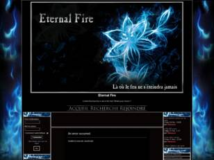créer un forum : Eternal Fire