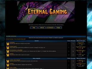 Eternal Gaming · Foros World of Warcraft