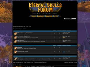 Forum des Eternal Skulls