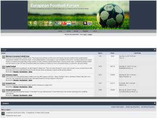 European Football Forum