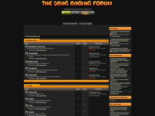 The Drag Racing Forum