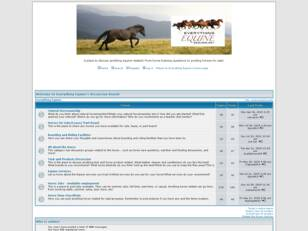 Free forum : Everything Equine