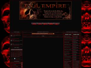 {EVIL EMPIRE} ~FORUMS~