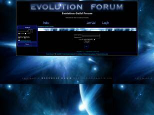 Free forum : Evolution Guild Forum