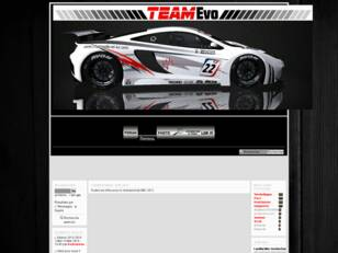 Team Evolution Champcars