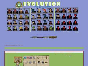 Evolution ; Guilde de Shakes and Fidget ; S10