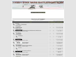 ++AZE++ Star Wars Battlefront Clan