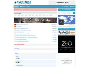 EyesTube - Login of Sign Up