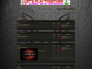 E-Zone RPG Server 1 [0.3z] Samp Rolepay