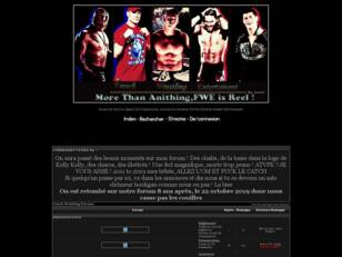créer un forum : French Wrestling Extreme