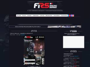 F1RS ⠂Racing Series
