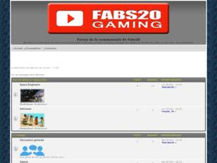 Forum de Fabs20Gaming