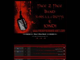 Offical Website Face2Face Band ( X Mix Mc & Jondi Mc) hiphop 3arab