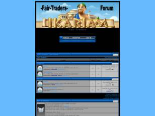 Forum gratis : Free forum : -Fair-Traders-