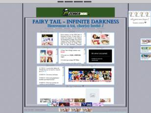 Fairy Tail RPG - Infinite Darkness
