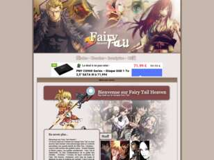 Fairy Tail Heaven