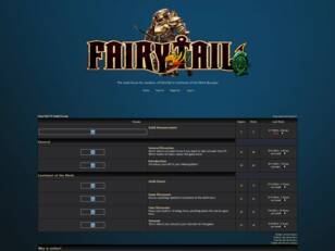 FairyTail C9 Guild Forum