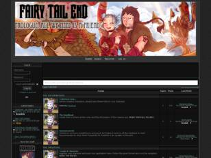 Free forum : Fairy Tail END