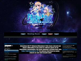 Fairy Tail Ethereal RP