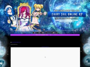 Fairy Tail Online RP