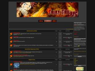 Fairy Tail RP Forums