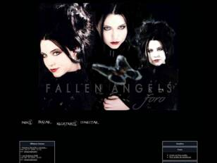 Fallen Angels - Fans Club de Evanescence