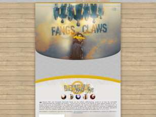 FANGS OR CLAWS     - rpg teen wolf