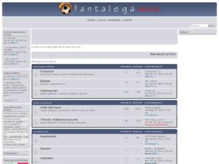 Forum gratis : FantaLega Messina