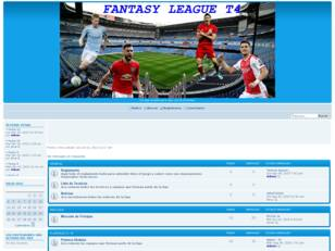 Fantasy League 2019