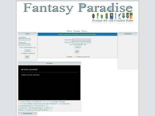 Free forum : Chat with Fantasy Lovers