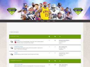 Forum gratis : Fantasy Sports Brasil
