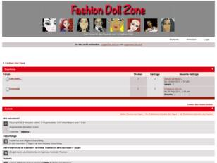 Fashion Doll Zone