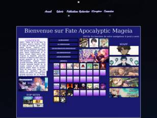 Fate / Apocalyptic Mageia