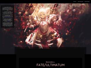 Fate/ultimatum