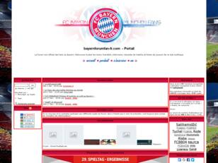 Bayern Forum Fan FR