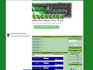 Forum du club Football Club de Eschbach (67)