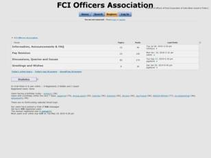 Food Corporation of India Officers Association