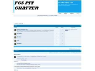 Free forum : FCS PIT CHATTER